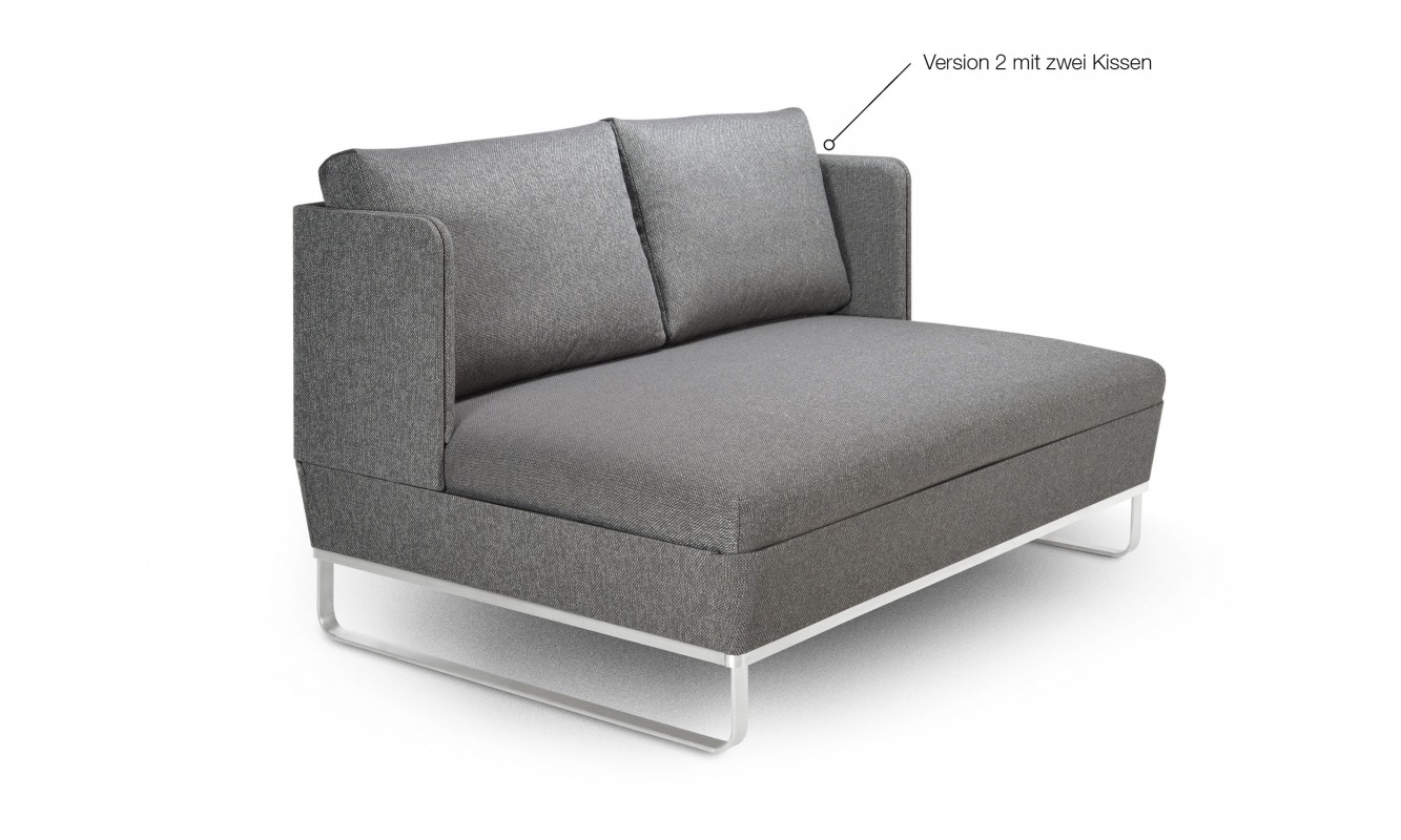 Swiss Plus Bettsofa BED for LIVING DUETTO DELUXE