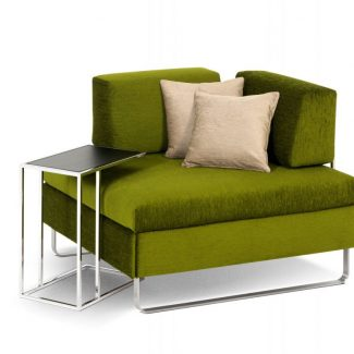 Swiss Plus Bettsessel BED for LIVING HOCKER