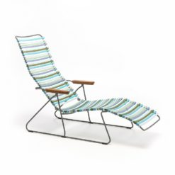 Houe Sunlounger Click mit Armlehne